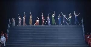 Letizia Giuliani, Angel Corella, La Danza de las horas de la Gioconda