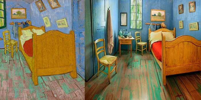 Replica van Gogh