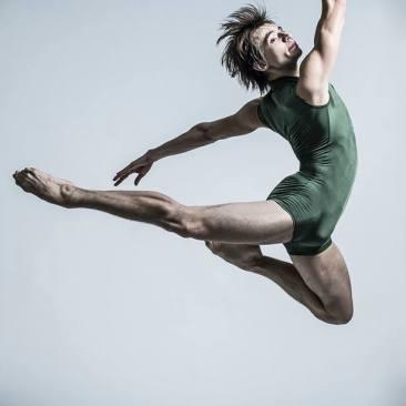 bailarina salto