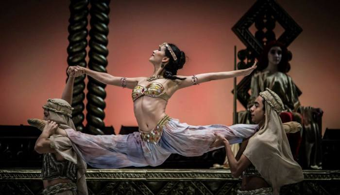 bailarina compañia nacional de danza mexico
