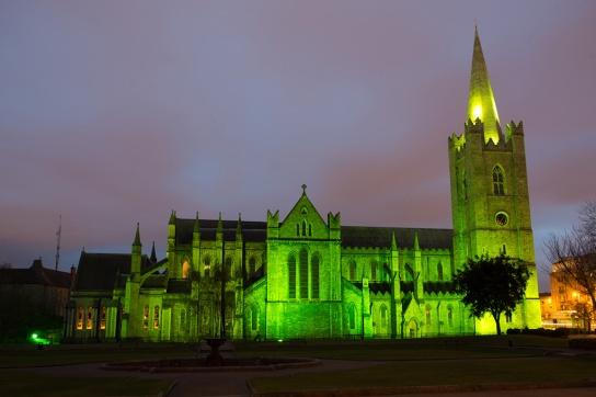 Catedral de san Patricio Irlanda