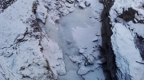 Un río en Bessans